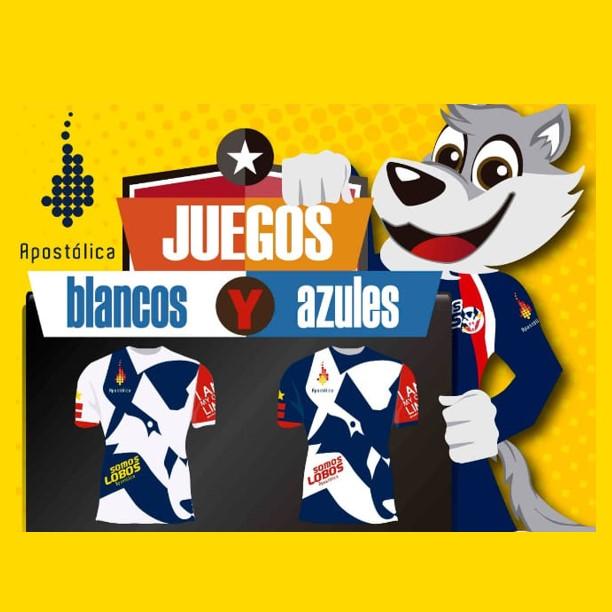 Juegos Blancos y Azules - Fiesta Atlética