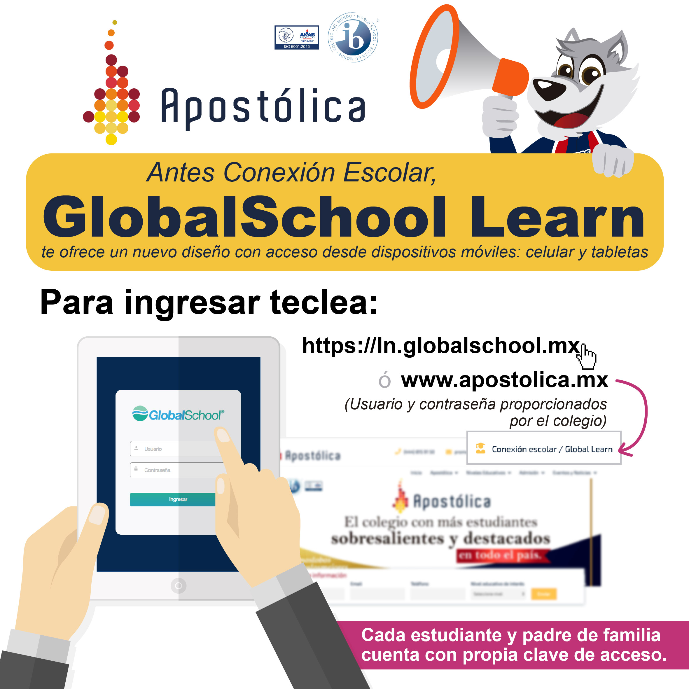 Guía breve para el uso de la plataforma Global Learn