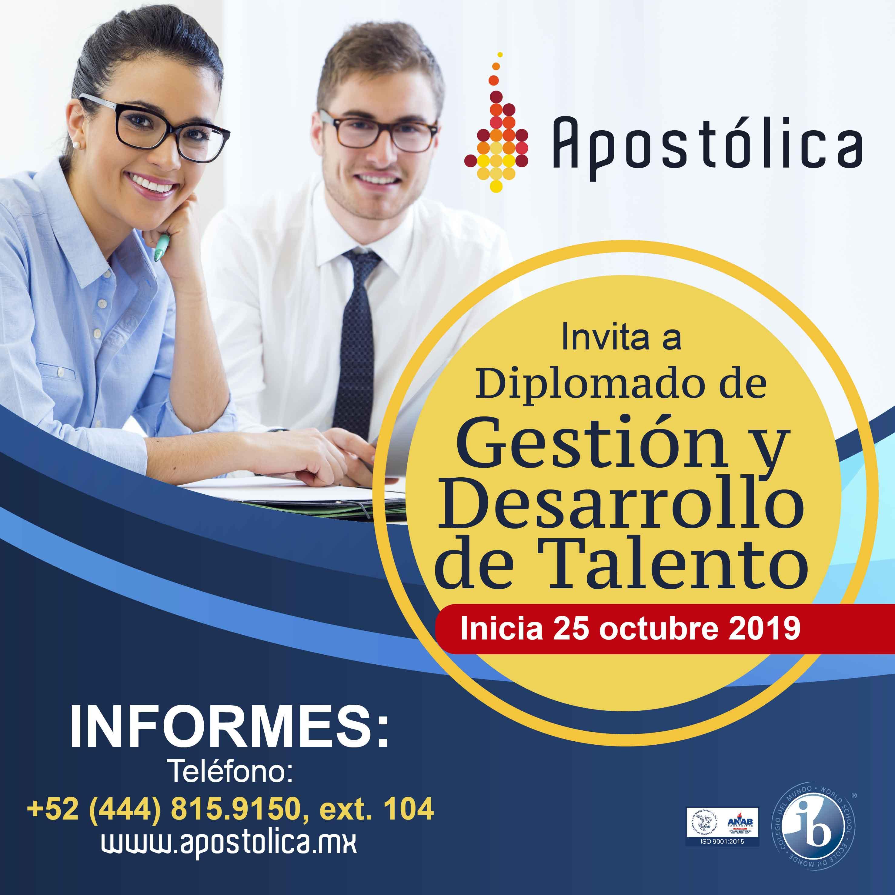 Diplomado Gestión y Desarrollo de Talento