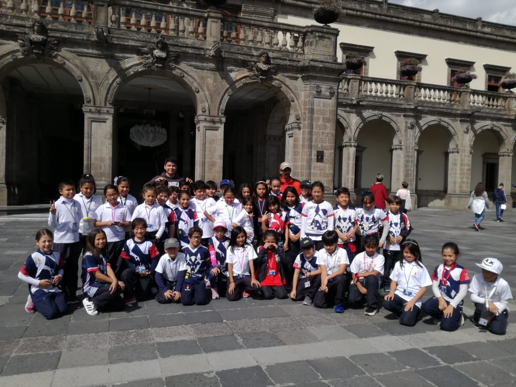 Viaje escolar a Teotihuacán y Ciudad de México