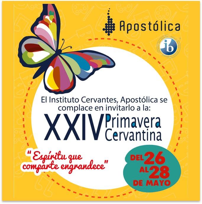XXIV Primavera Cervantina